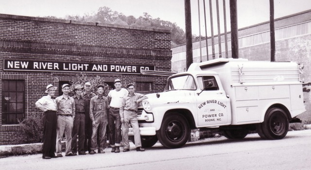 1950s Crew and Truck